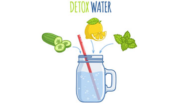 15 Tasty Detox Water Recipes for Weight Loss