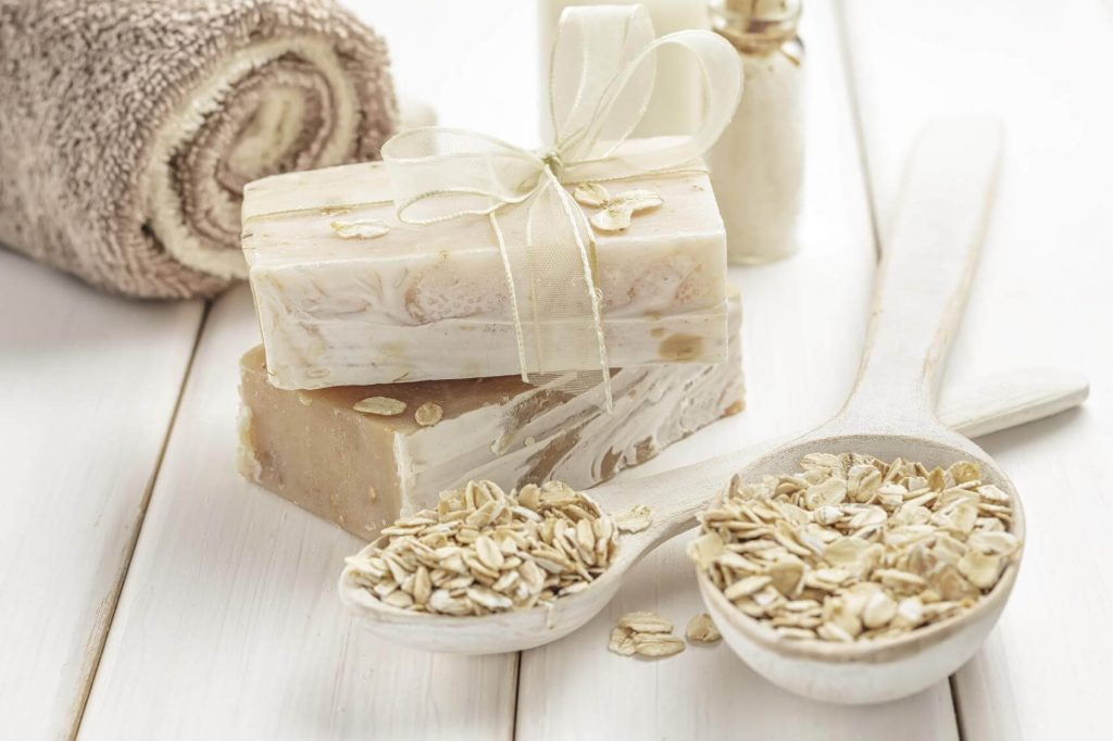 oats as home remedies for sunburn relief