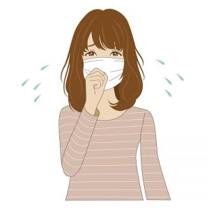 home remedies for cough illustration