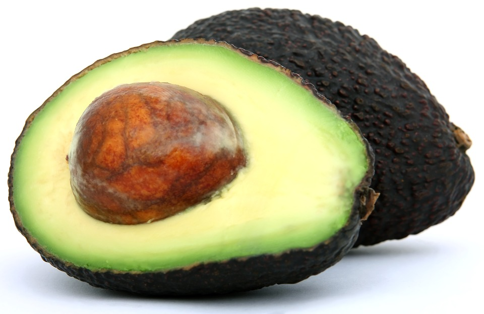 avocado as a tip on how to get rid of split ends