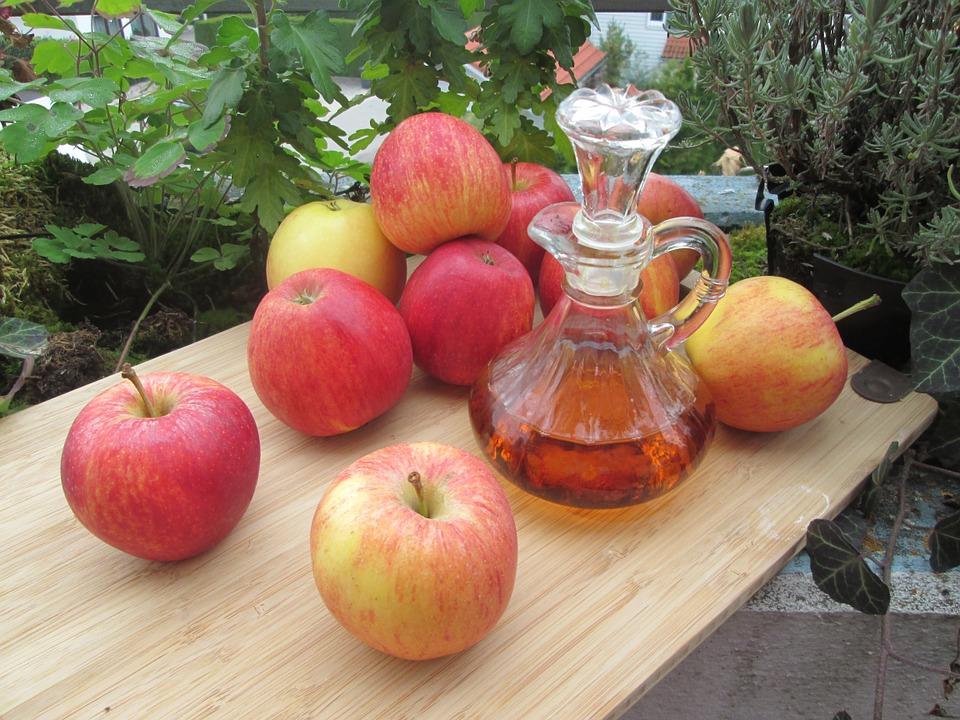 apple Cider Vinegar works as an upset stomach remedies